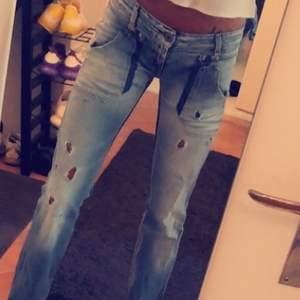 Mjuka extra långa, Replay, nypris 1300kr. Boyfriend jeans