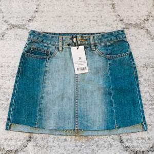Super snygg jeans kjol i nyskick med lappar kvar ❤️ frakt tillkommer