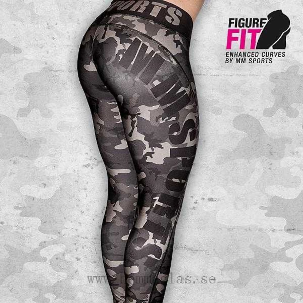 MM sports camo tights. . Jeans & Byxor.