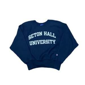 Vintage Champion Women's sweatshirt.