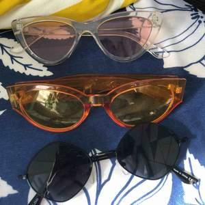 trendiga solglasögon köpa i florida, bra skick. 75kr/st. Kan fraktas, köparen står för frakten. 🦋Gula är sålda!!🦋