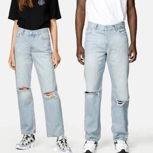 Säljer dom här populära jeansen från Junkyard i storlek 26