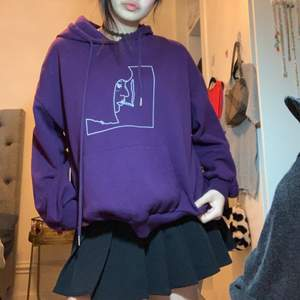 korean style💕💕 unique pic on the hoodie, so warm and cuteee<3 perfect match for anything.