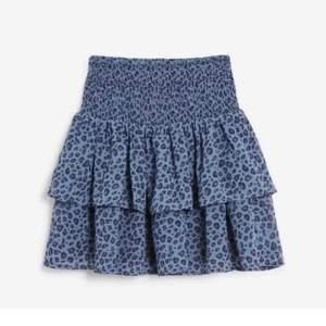 Säljer min super fina leopard kjol från Kappahl som inte kommer till användning! Använt fåtal gånger! Skriv för intresse eller frågor❤️❤️