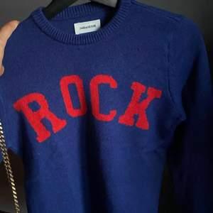 Zadig tröja storlek XS (barnstorlek 16 år), Kashmir🤍🤍  buda!! ✨✨🙌🏼 skriv för flera bilder🐆 (+frakt)