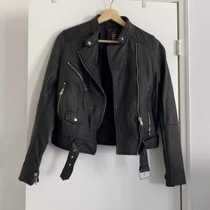 Leather jacket from Zara. Size S.