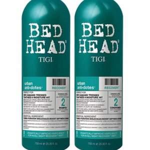 Fått i present säljer pga använder inte 750 ml i både balsam o shampot, luktat super gott orginal pris 665kr  pris går att diskuteras