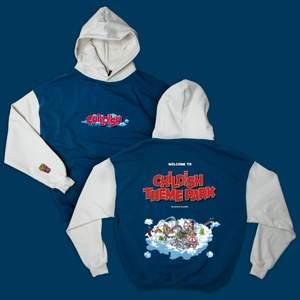 Har en extra Childish limited edition hoodie som aldrig är använd, säljer pga har 2. Sjukt limited edition som sålde ut på några minuter