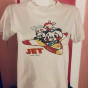 Härligt sliten t-shirt köpt i Harajuku '98
