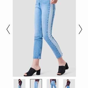 Snygga jeans från nakd i storlek 38 (S-M ungefär), näst intill oanvända.