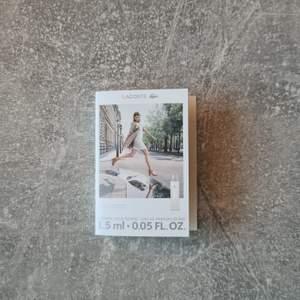 Lacoste parfym, 1,5ml. Ny och plomberad, äkta. Pris: 25 kr + porto 12 kr 😊
