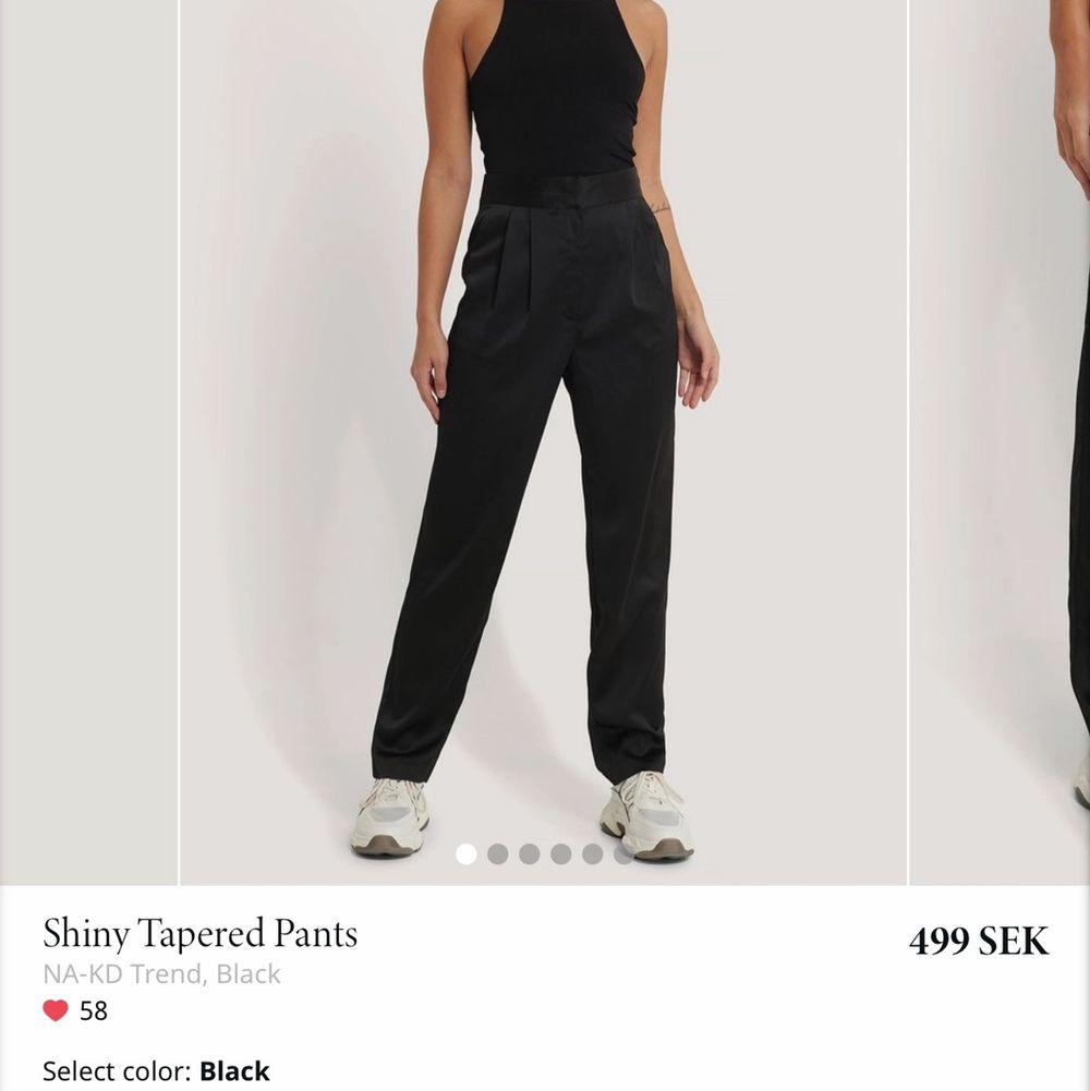 Svarta i storlek 32. Helt nya & oanvända. 49kr i frakt. . Jeans & Byxor.