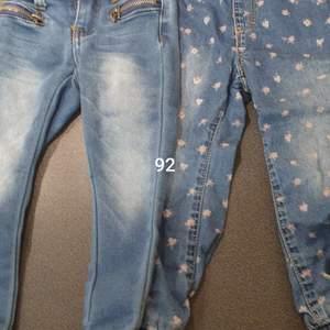 Jeans o fint skick