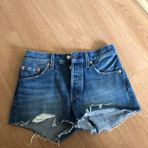 Nyinköpta Levis shorts, storlek W25. Köpte fel storlek så dessa är aldrig använda. 🌸