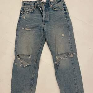 Jeans från zara i bra skick