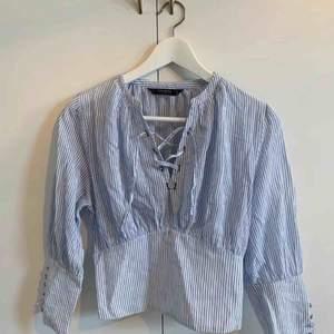 Jättefin blus från Zara
