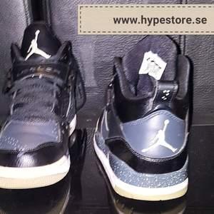 Nike Jordan skor i nyskick strl 44 /kan posta spårbart med postnord för 75 kr