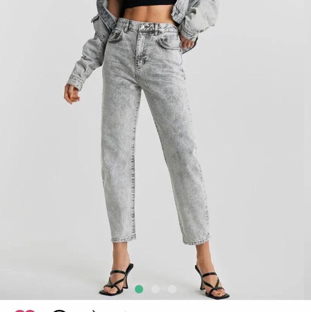 Ett par svin snygga jeans ifrån Gina🖤 Säljer pågrund av att dom är för stora:( . Jeans & Byxor.