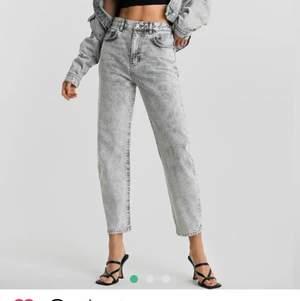 Ett par svin snygga jeans ifrån Gina🖤 Säljer pågrund av att dom är för stora:(