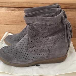 Isabel marant sko, str. 36  Helt nye, kun gået med 1-2 gange.  Medfølger: kasse og dustbags