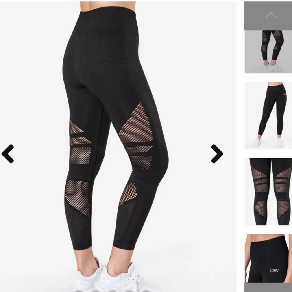 Oanvända tights från icaniwill, prislapp finns kvar. Ordinarie pris 699kr. Jeans & Byxor.