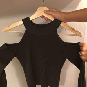 Säljer min off-shoulder tröja som jag har använt några gånger. Storlek S Pris kan diskuteras vid snabb affär