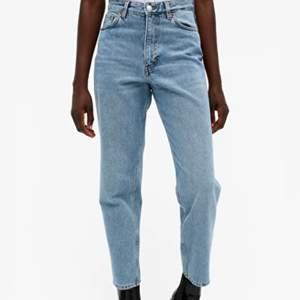 Säljer dessa super snygga och sköna jeans i storlek 27!