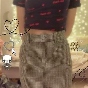 Super söt kjol från brandy Melville 🖤 passar storlek xs-s