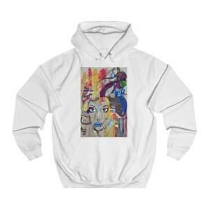 Thecoolelephant hoodie (pinted woman) strl S. Ca 1 år gammal men i fint skick. Nypris 600kr. Fler bilder kan skickas privat vid intresse. 🥰