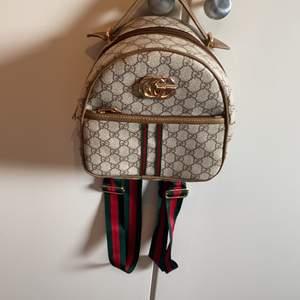 Säljer Gucci väska