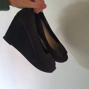 Använda skor