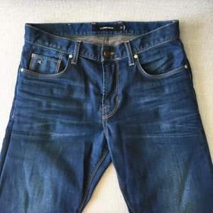 Jeans från J Lindeberg som nya!! Storlek 30/32. Nypris 1300kr