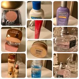 Stort parfym och Skönhetspaket med många parfymer på 50/100 ml Skönhet som är helt nytt! Och en del bara testat!!