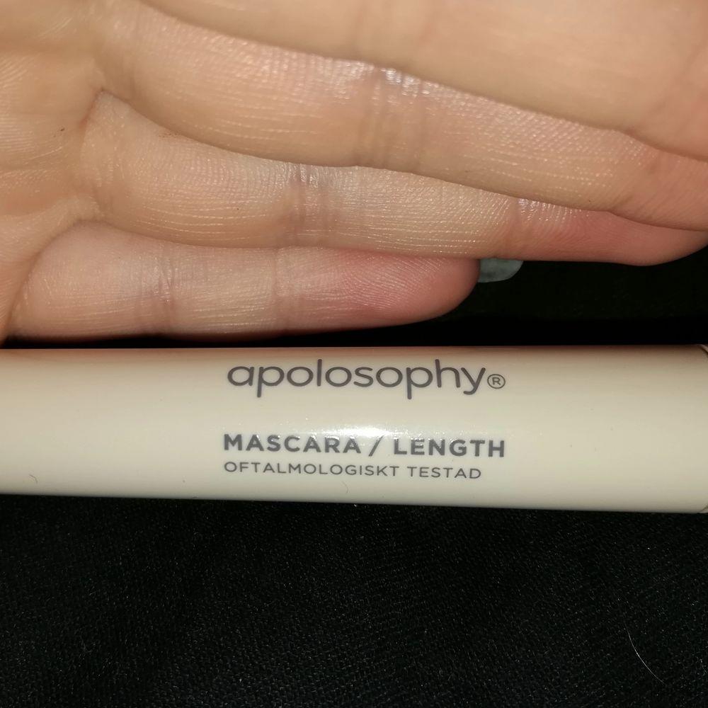 Säljer en mascara från Apolosophy. Den heter
