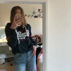 Superdy hoodie. Knappt använd. Frakt tillkommer