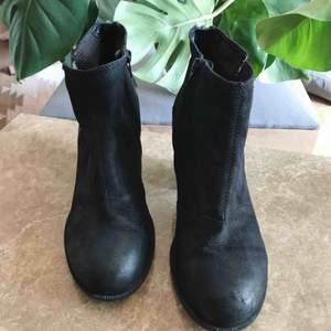 Supersnygga boots från Vagabond säljes nu, klacken är ca 7 cm.