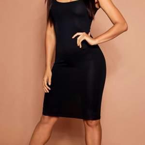 Svart klänning från booho storlek S! Framhäver kurvor