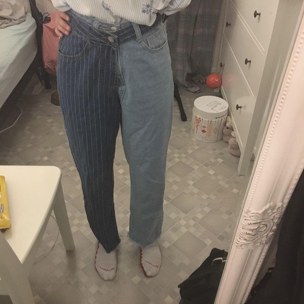 Beställde denna från Thailand och har använd några ggr. Ingen smuts och mer detaljer för er Done är intresserad!!🥴 frakten är inkluderad i priset😗❤️✌🏻. Jeans & Byxor.