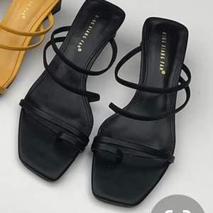 superfina sandaler ifrån asos! aldrig använda. gratis frakt 🖤😊