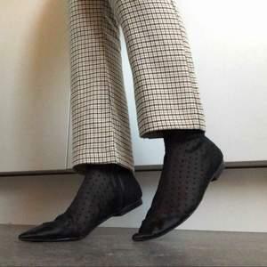 Mesh skor från Zara. Aldrig använda.