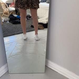 As najs leopard kjol. Fick den för 1 år sedan men den kanske är använd 3 gånger.