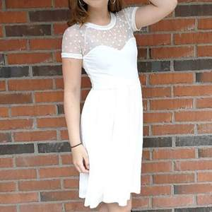 Superfin klänning som endast är använd en gång💗💗
