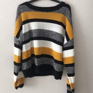 Helt ny sweater, aldrig använd. Har ingen lapp i men tror den är från H&M. Fick den så vet inte exakt vart den är köpt. Frakt ingår i priset. Kontakt vid köp, tar bara swish.