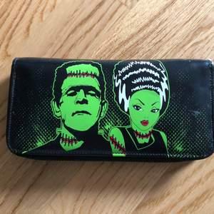 Green monster wallet