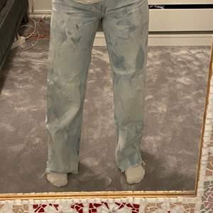Hemma färgade batik jeans från Monki 💕 frakt tillkommer