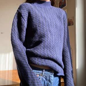 Jättefin stickad tröja från Filippa k, köparen står för frakt💕