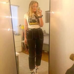 Cool Blondie-bandtee från H&M
