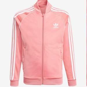 Rosa Adidas Track Jacket, storlek S