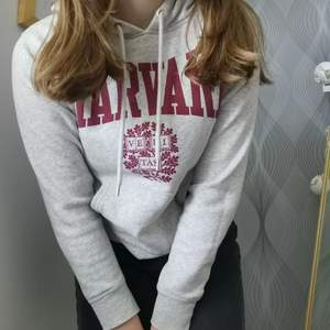 Harvard hoodie från hm storlek small. Frakt ingår inte :)