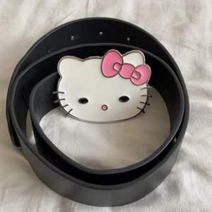 Jätte sött hello Kitty skärp! 100 cm!